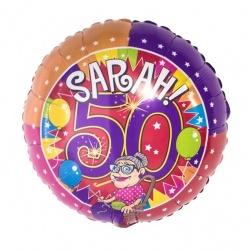 Ballon Sarah