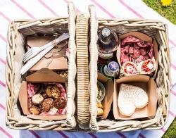 Ontbijt Picknickmand