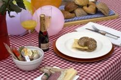 Ontbijt met Bubbels