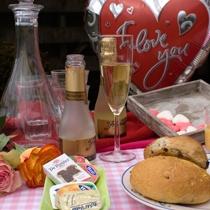 Valentijns Champagne Ontbijt