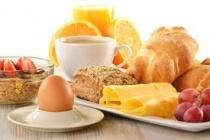 Ontbijtbuffet budget
