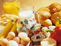 Vergader ontbijt